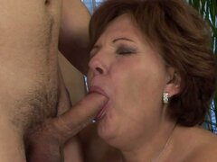 Mature blowjob mature women sex