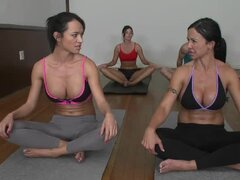 Yoga tube sex movies
